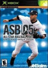All-Star Baseball 2005 featuring Derek Jeter