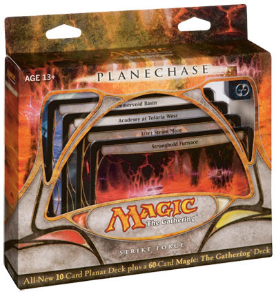 Planechase 2009 Game Pack: Strike Force