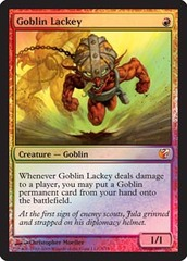 Goblin Lackey - Foil