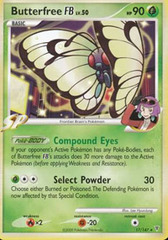 Butterfree [FB] - 17/147 - Rare