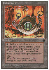 Urza's Mine (Clawed Sphere) on Channel Fireball