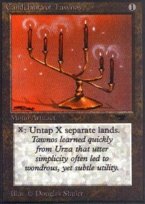 Candelabra of Tawnos