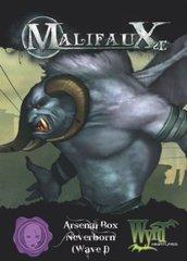 Malifaux: Neverborn Arsenal Box