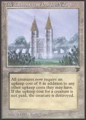 The Tabernacle at Pendrell Vale on Channel Fireball