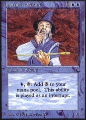 Apprentice Wizard on Channel Fireball