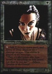 Elves of Deep Shadow on Channel Fireball