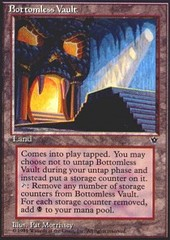 Bottomless Vault on Channel Fireball