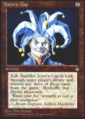 Jester's Cap on Channel Fireball