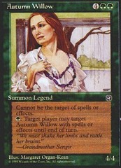Autumn Willow on Channel Fireball
