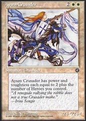 Aysen Crusader on Channel Fireball
