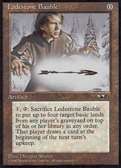 Lodestone Bauble on Channel Fireball