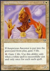 Auspicious Ancestor on Channel Fireball