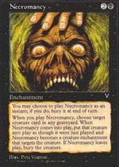 Necromancy on Channel Fireball