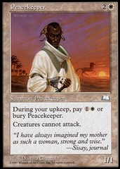 Peacekeeper on Channel Fireball