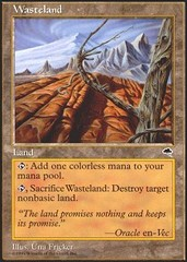 Wasteland on Channel Fireball