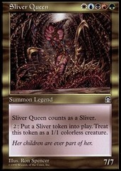 Sliver Queen on Channel Fireball