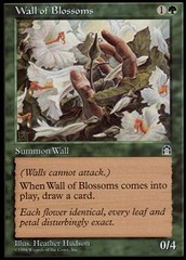 Wall of Blossoms on Channel Fireball