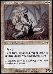 Exalted Dragon on Channel Fireball