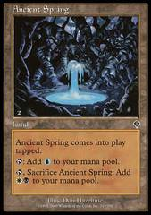 Ancient Spring on Channel Fireball
