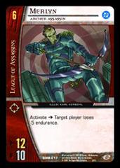 Merlyn, Archer Assassin