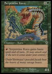 Serpentine Kavu