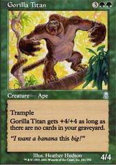 Gorilla Titan