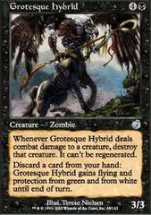 Grotesque Hybrid