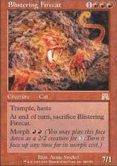 Blistering Firecat