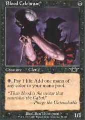 Blood Celebrant on Channel Fireball