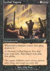 Lethal Vapors