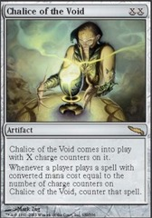 Chalice of the Void on Channel Fireball