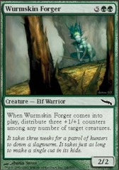 Wurmskin Forger on Ideal808