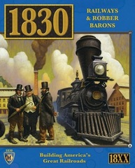 1830: Game of Railroads & Robber Barons