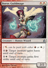 Boros Guildmage on Ideal808