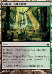 Golgari Rot Farm on Ideal808