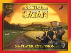 The Settlers of Catan - 5-6 Player Extension
