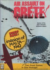 Air Assault On Crete/Invasion of Malta--1942