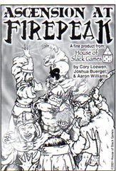 Ascension at Firepeak
