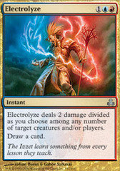 Electrolyze on Channel Fireball