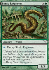 Simic Ragworm