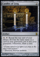Candles of Leng