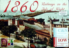 1860: Railways on the Isle of Wight
