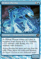 Primal Plasma