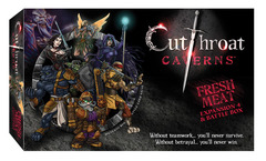 Cutthroat Caverns: Fresh Meat