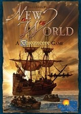 New World: A Carcassonne Game (OOP)
