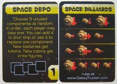 Galaxy Trucker Bonus Cards
