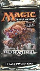 Darksteel Booster Pack on Channel Fireball