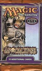 Apocalypse Booster Pack on Channel Fireball