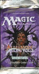 Alliances Booster Pack on Channel Fireball