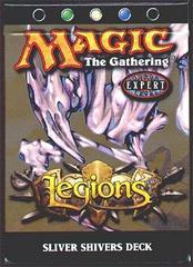 Legions Sliver Shivers Precon Theme Deck